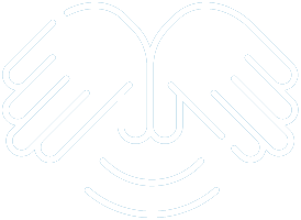 Ein Icon für manuelle Lymphdrainage