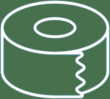Ein Icon für Kinesiotaping